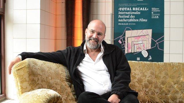 Interview mit Bernd Terstegge zu ›Total Recall -  Internationales Festival des nacherzählten Films‹
