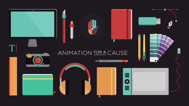 Animation For A Cause (English)