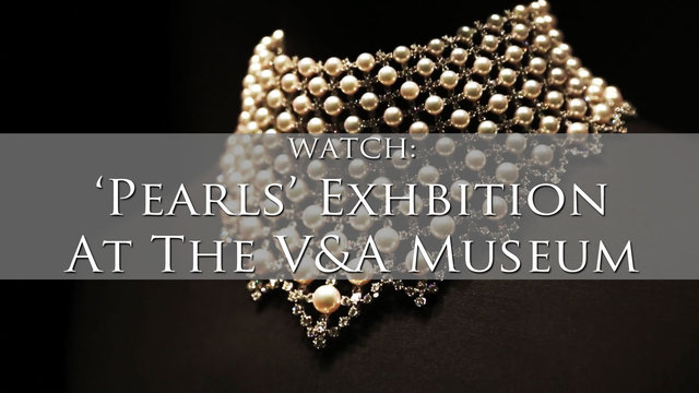 'Pearls' Exhibition at the V&A Museum