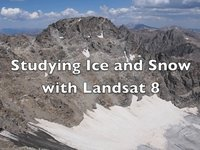 Ice & Snow with Landsat 8