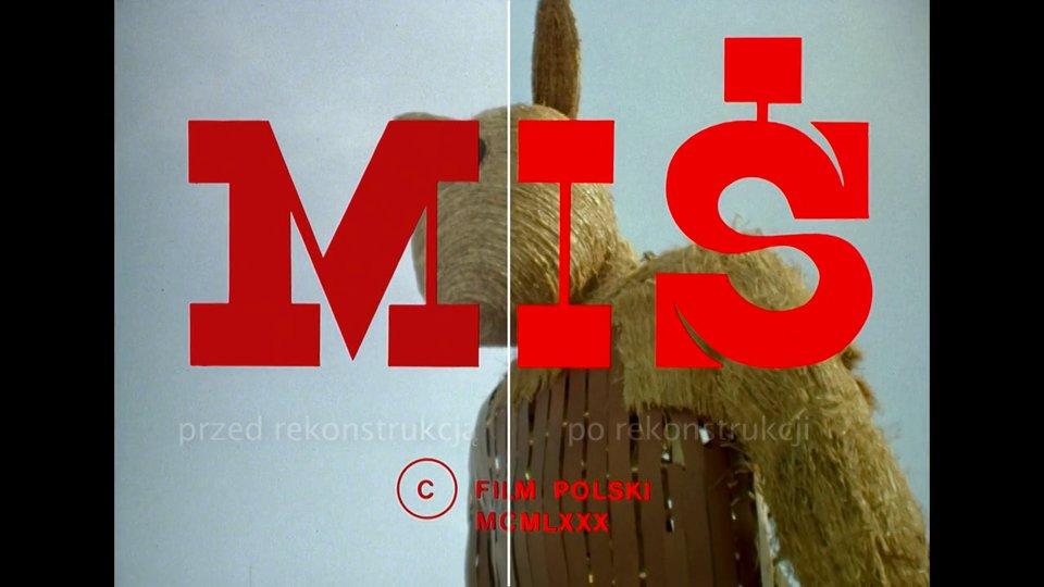 Miś - materiał porównawczy