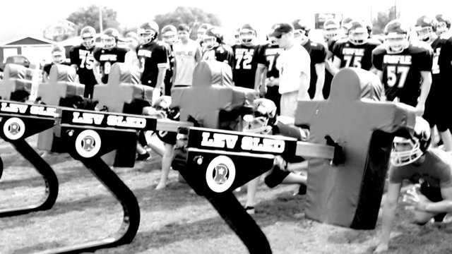 Rifle High School Football 2013 - Episode 1 - Coal Ridge