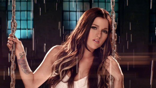 "Cassadee Pope ""Wasting  All These Tears"""