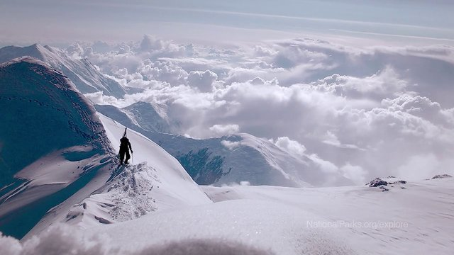 Conrad Anker in Denali: National Parks Epic Challenge