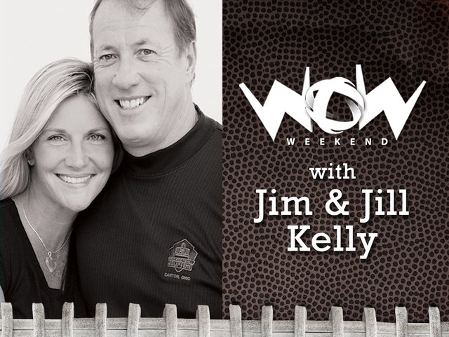 Wow Weekend with Jim and Jill Kelly on Vimeo