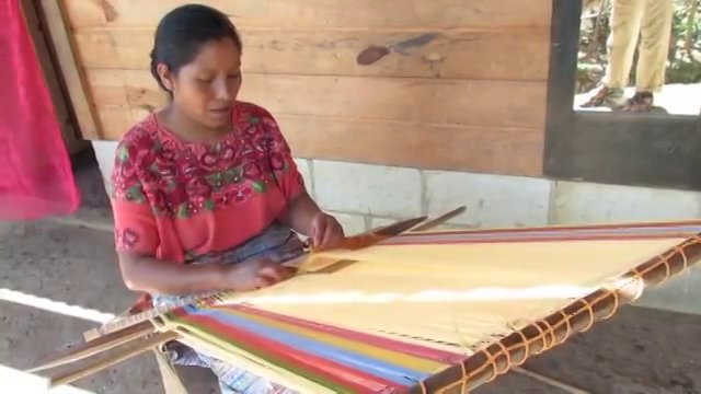 GUATEMALAN WEAVING COOPERATIVE ROBBED