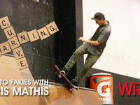 Chris Mathis Learning Curve, Pivot to Fakie