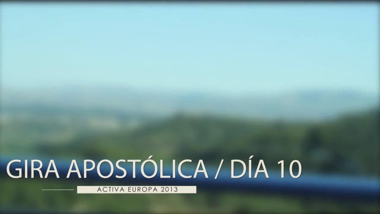 Activa Europa - Día 10 - Frontera, Ucrania - Oradea, Rumania- Baja, Hungría