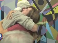 Dad and Daughter Reunite after 17 years