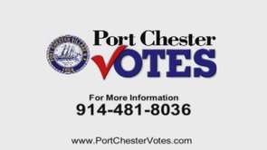 Port Chester Votes- TV Spot (English)