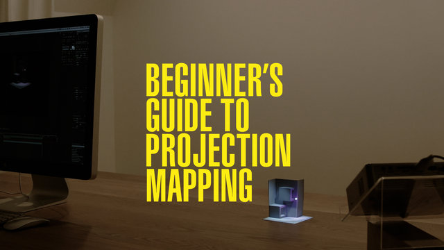 Beginner''s Guide To Projection Mapping  ( Teaser Trailer )
