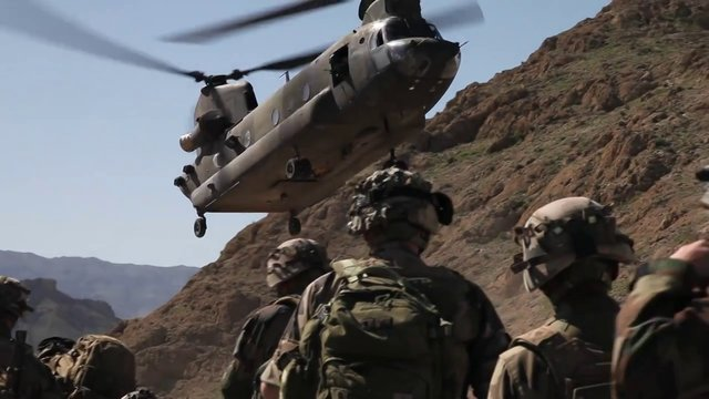 Retrait d'Afghanistan - Out of Afghanistan