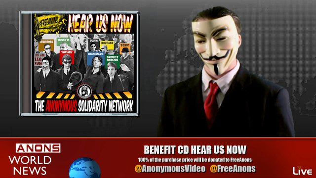 FreeAnons Benefit CD ►Hear Us Now