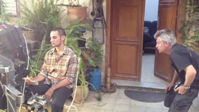 Sur le tournage de OMAR : Filmer à Nazareth