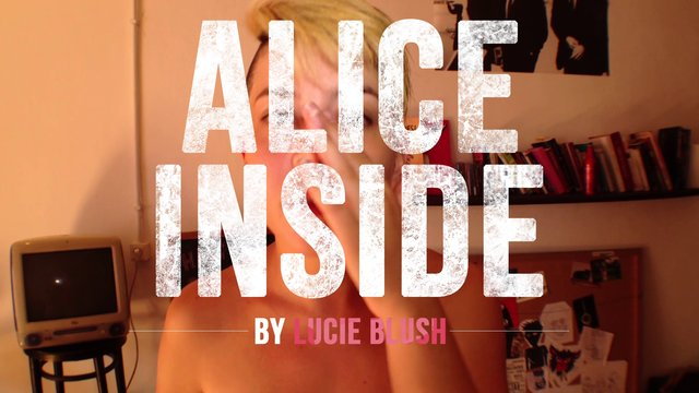 Alice Inside, an erotic short film by Lucie Blush - Teaser