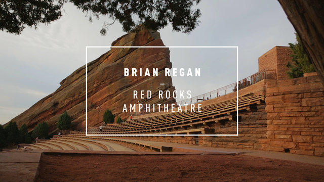 Brian Regan at Red Rocks