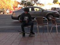 Oso Guerrero X Circle - A Skateboards