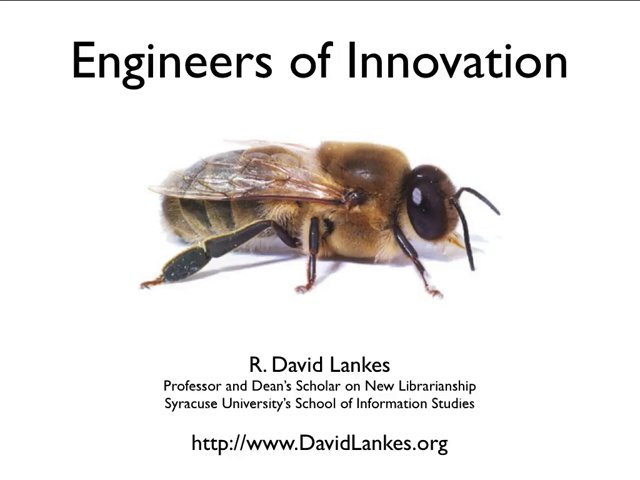 Engineers of Innovation