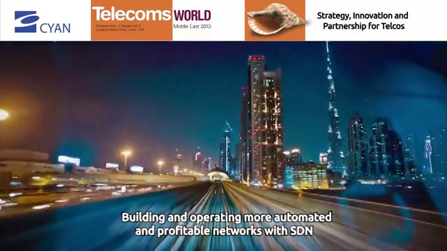 Telecom Middle East 2013