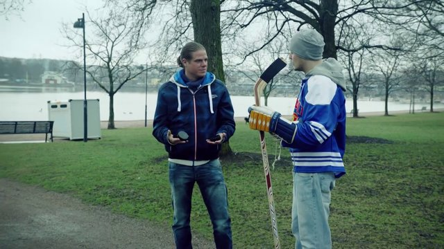 Unibet - Power Slap Shot (2012)