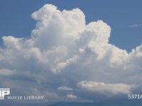 積乱雲 9月3日 サンプル動画は5倍速 元動画は1分33秒