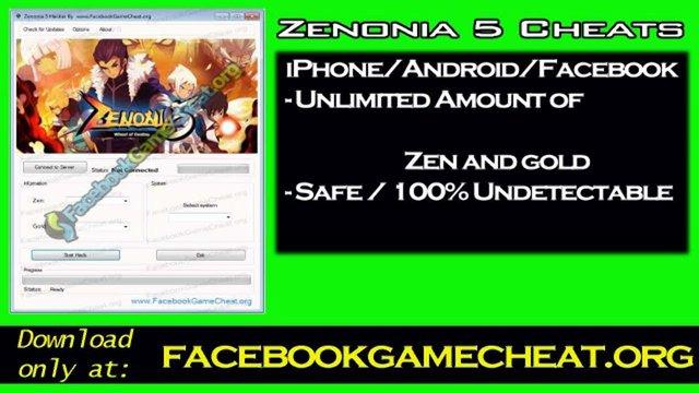 zenonia 5 offline