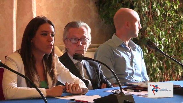 Conferenza Stampa Le 4 Giornate del Cinema di Napoli