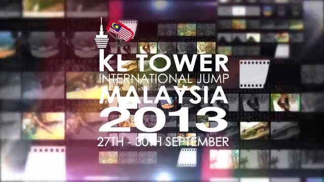 KL TOWER BASE JUMP 2013 VIDEO LAUNCH [Montage]