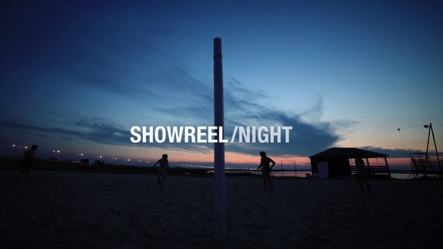 showreel / night