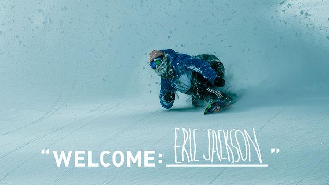 Welcome: Eric Jackson
