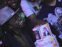 Lil Wayne fête son anniversaire à LIV
