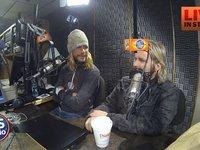 Audio Arenaline LIVE in the studio