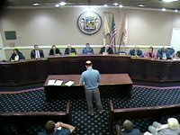 Parsippany Town Hall Council Regular Meeting (10/08/2013)