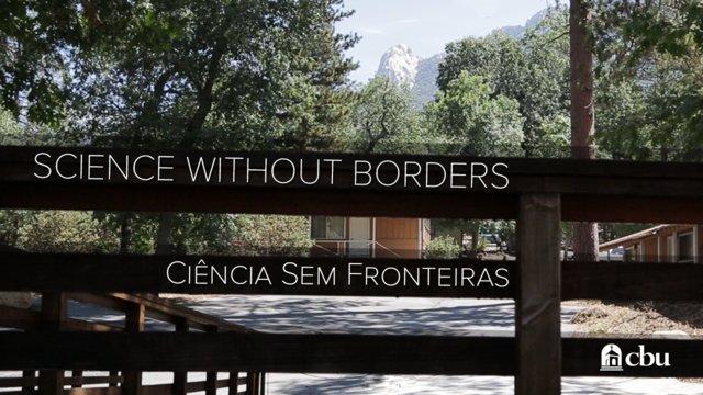 CBU Ciência Sem Fronteiras