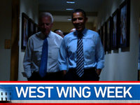 West Wing Week 10/11/13 or, The Shutdown Edition: Week Two
