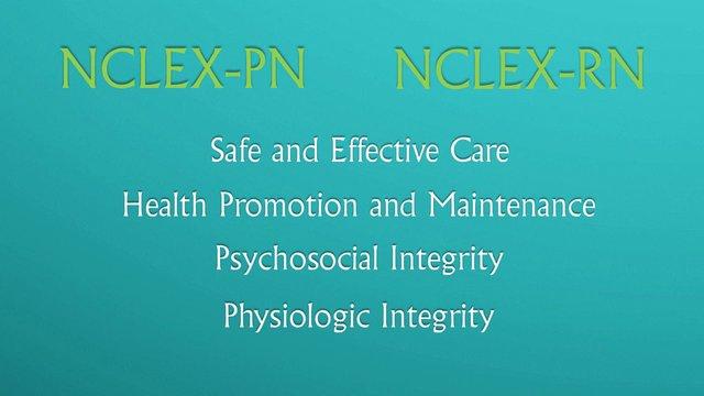 NCLEX Review Concepts in Minutes: Test Plans
