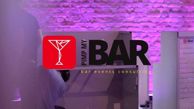 PIMP MY BAR - Event Bar and Flair Show