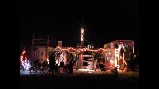 Containers )'(Burning Man 2013: Cargo Cult)'(