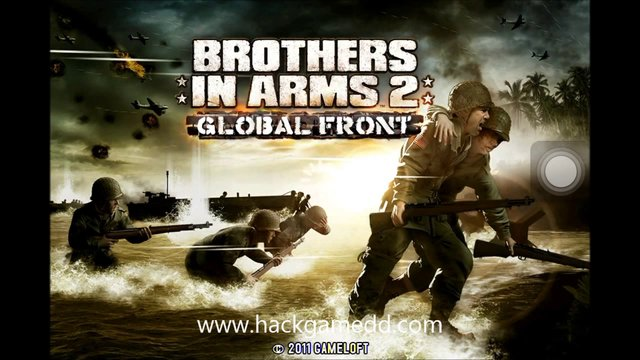 Hack Brothers In Arms®2 Global Front Free สำหรับ iOS