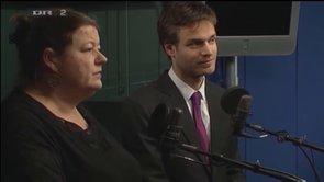 P1 debat om minkavl mlm Anima og Mette Gjerskov (S) on Vimeo