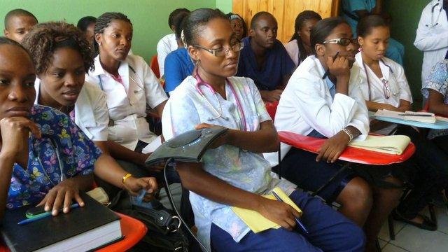 Haiti Medical Education