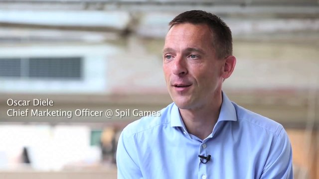 Oscar Diele Chief Marketing Officer Spil Games 2
