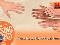 A Widow Needs Home Repair