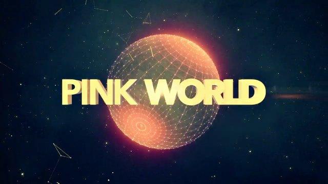 PinkWorld bumper
