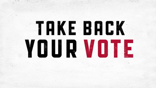 "Advancement Project ""Take Back Your Vote"""