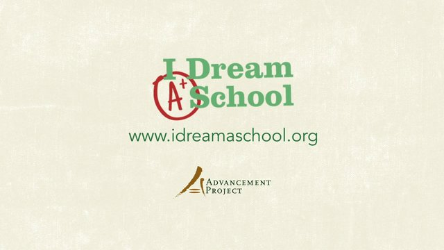 "Advancement Project ""I Dream A School"""