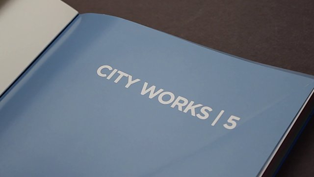 City Works 5. Student Work 2010-2011 / Oscar Riera Ojeda Publishers