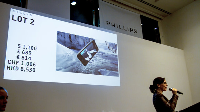 What Happened at the First Phillips Digital Art Auction