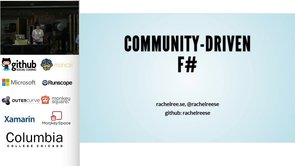 Community-Driven F#