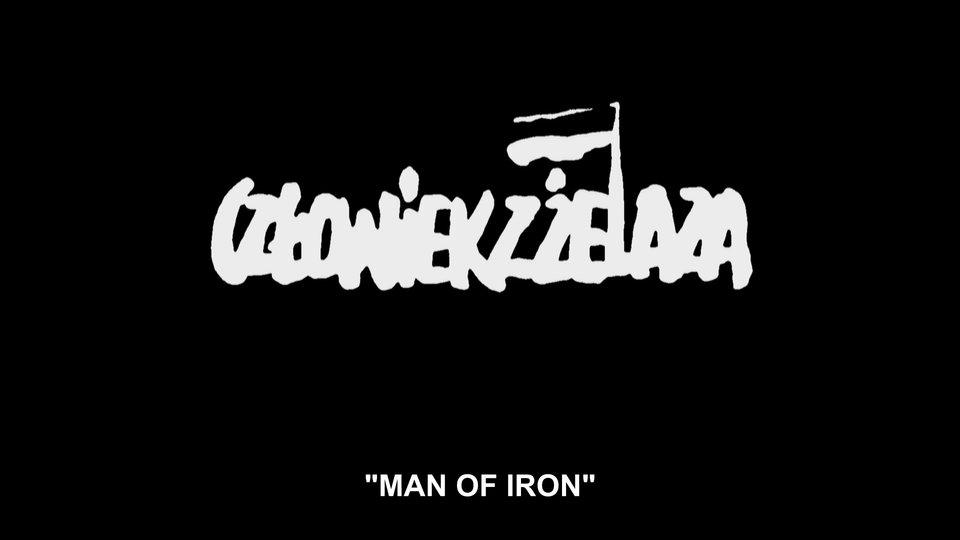 Człowiek z żelaza - trailer